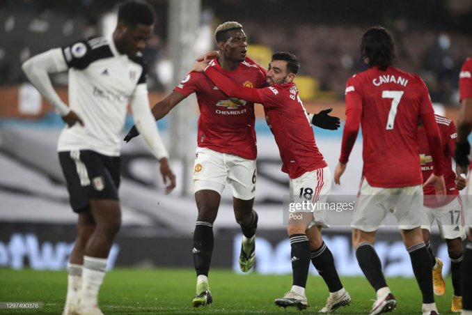 5 Talking Points From Man United Super Come Back Show Against Fulham 2
