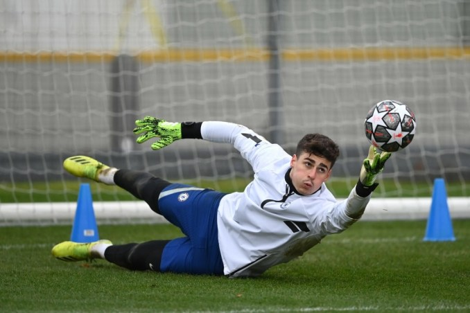 Edouard Mendy Talks Fight With Teammate With Kepa And Tuchel's Impact 1