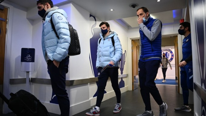 Chelsea Submit Thomas Tuchels Official Squad List For UEFA Champions League