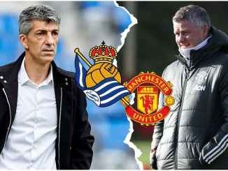 Europa League Real Sociedad vs Man United Early Team News And Predicted Line Up