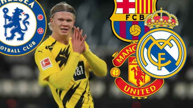 Haaland Transfer To Chelsea Why Chelsea Is The Likely Destination_somtosports