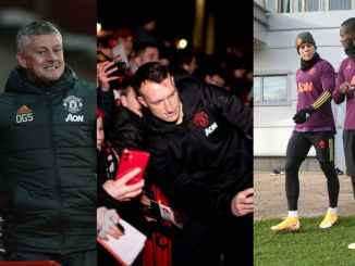Man United Set To Exit Trio In Final Attempt To Land Star Defender somtosports