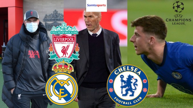 Real Madrid or Liverpool?: Mason Mount Has His Say On Who He Prefers As Semi Finals Opponents