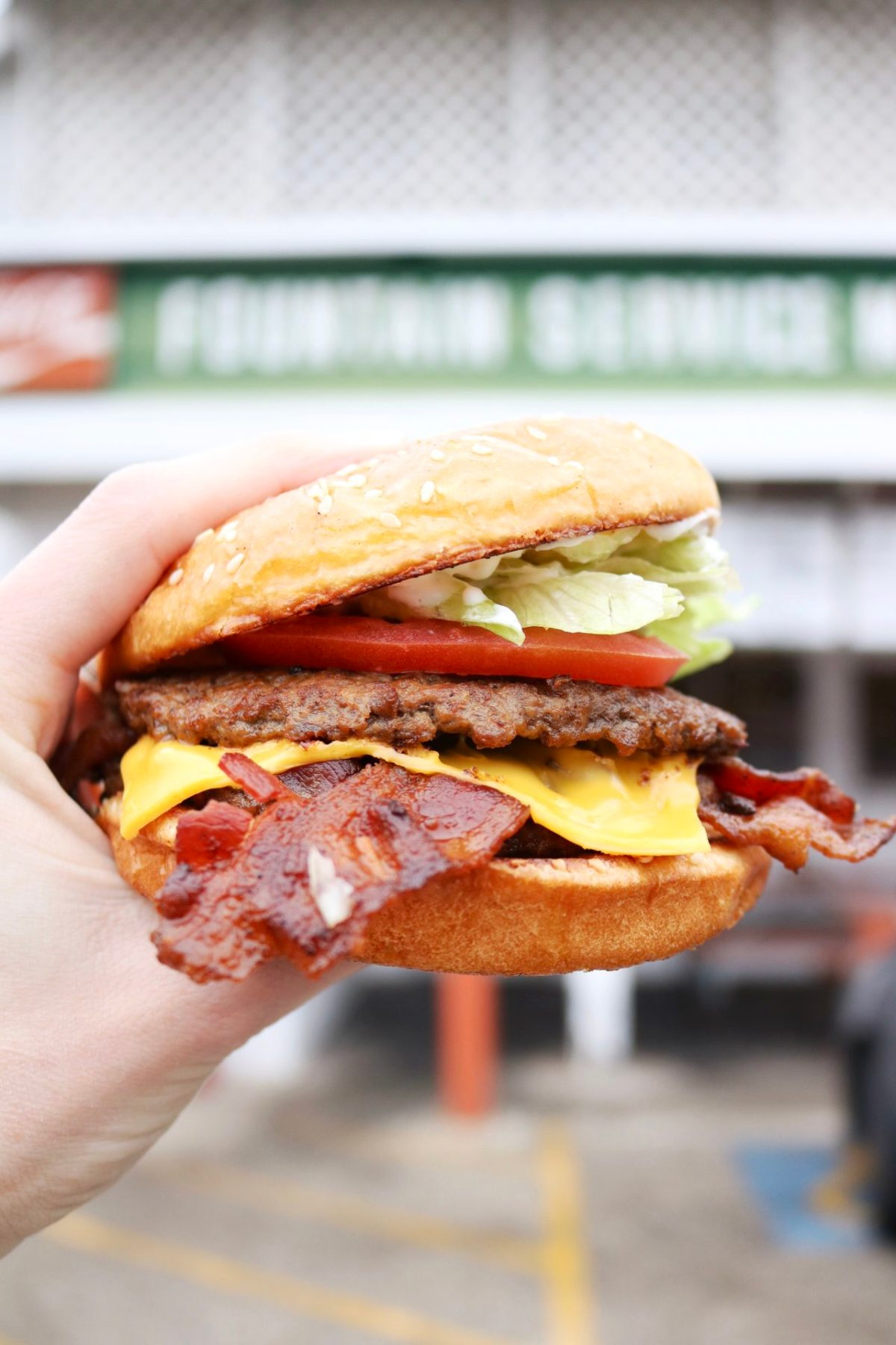 Best burger in Austin: Martin's Kum-Bak Place