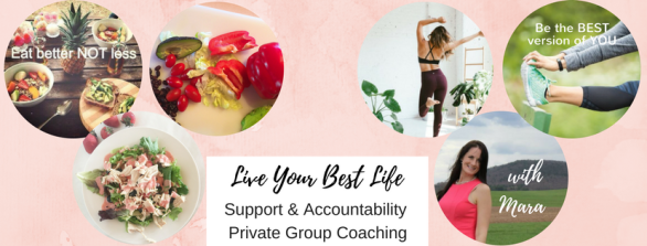 live your best life support accountability private group coaching