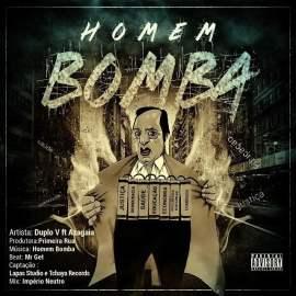 Duplo V – Homem Bomba (feat. Azagaia)