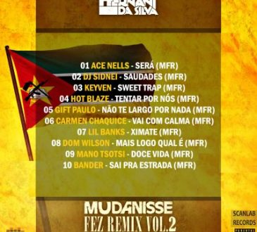 Hernâni - Mudanisse Fez Remix Vol.2