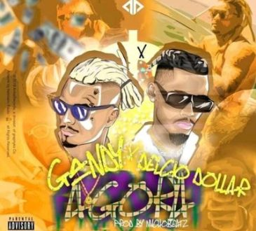 Delcio Dollar ft Gandy - Agora