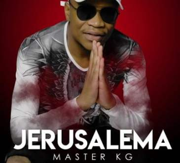 Master KG - Jerusalema Album Cover
