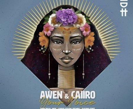 Caiiro ft. Awen - Your Voice