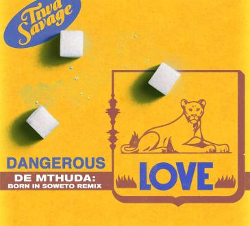 Tiwa Savage - Dangerous Love (De Mthuda- Born In Soweto Remix)