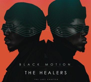 Black Motion - I Wanna Be ft Kabza Da Small, DJ Maphorisa e Brenden Praise