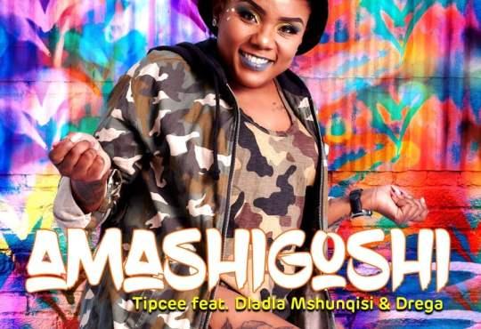 Tipcee ft Dladla Msuhunqisi & Drega - Amashigoshi