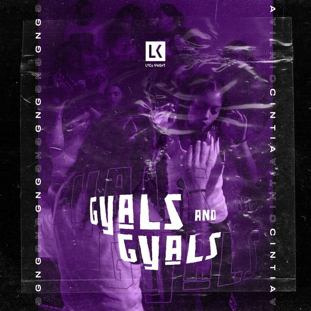 Cíntia - Gyals And Gyals EP