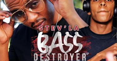 Stev'la - Bass Destroyer (feat. Vigro Deep)
