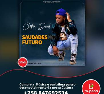 Cleyton David - Saudades Do Futuro