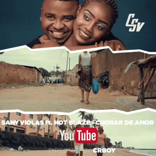 Sany Violas - Chorar de Amor (feat. Hot Blaze)