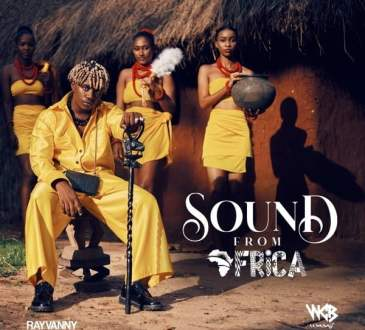 Rayvanny - Sound from Africa (Album)