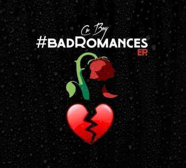 Cr Boy - Bad Romances EP