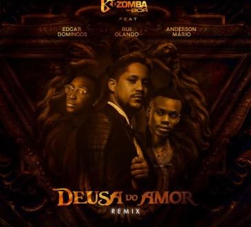 Edgar Domingos x Rui Orlando x Anderson Mário - Deusa do Amor (Remix)