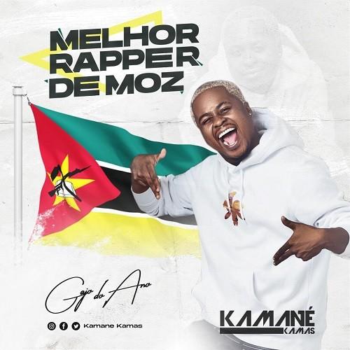Kamane Kamas - Melhor Rapper de Moz (feat. Dj Pyto)
