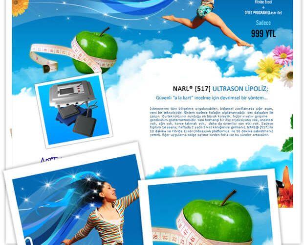 Promo Sayfa Tasarımlarımız