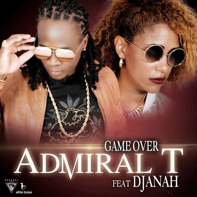 Admiral T - Game Over (ft. Djanah) (Cover)