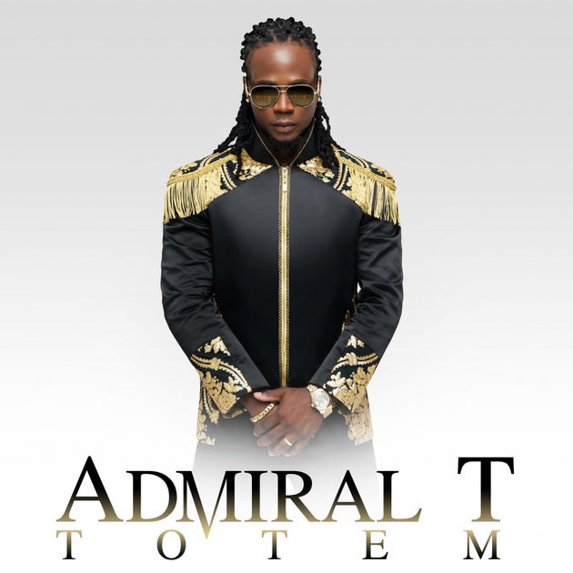 Admiral T - Totem (Cover)