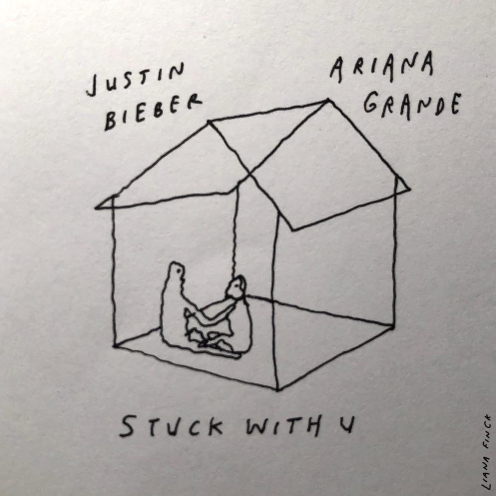 Ariana Grande and Justin Bieber - Stuck With U (Cover)