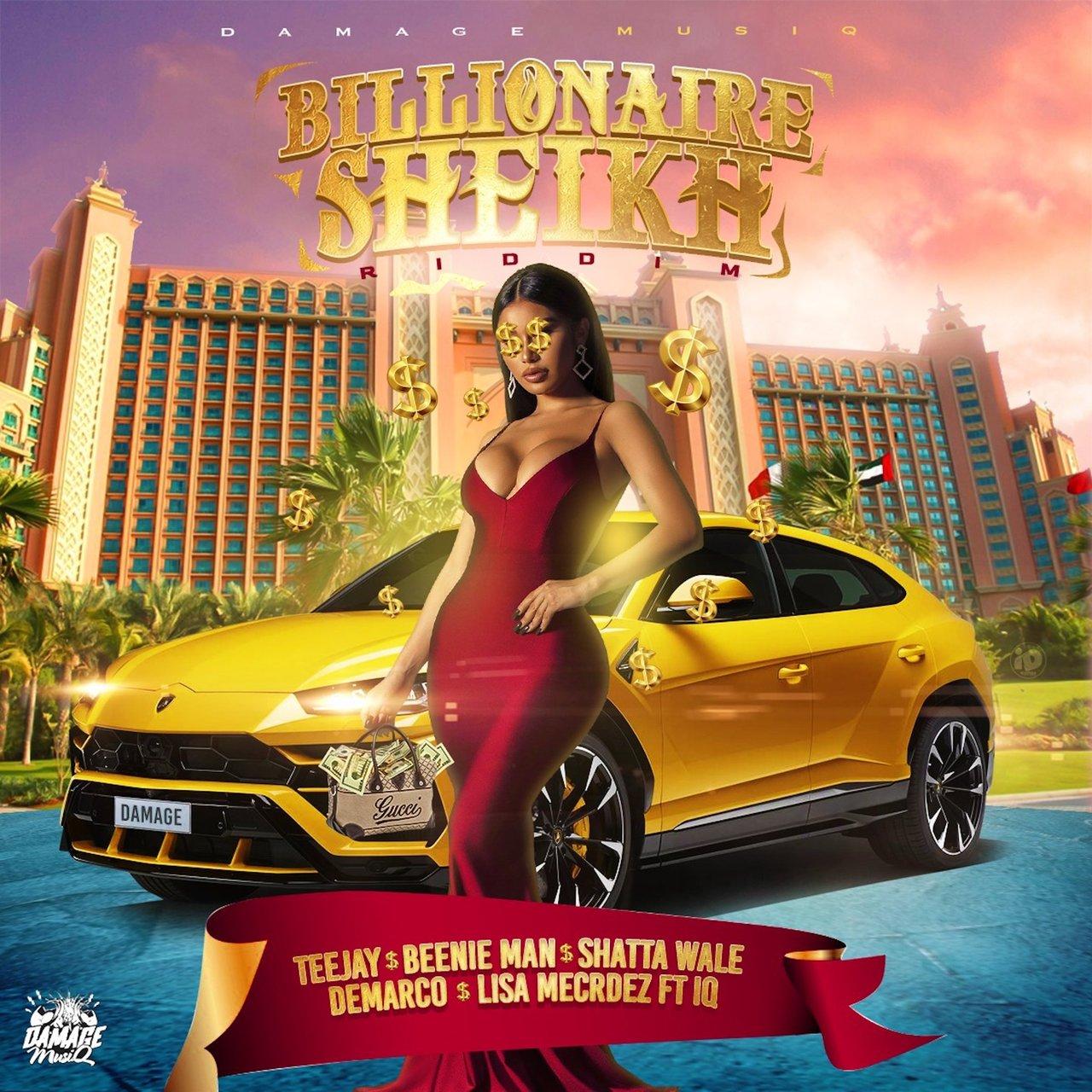 Billionaire Sheikh Riddim (Cover)