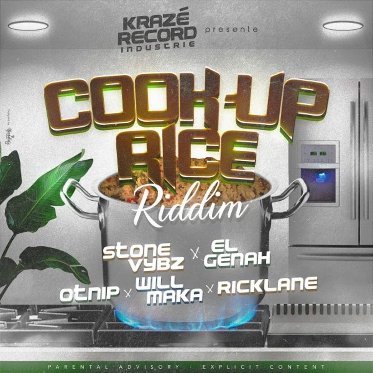 Cook Up Rice Riddim (Cover)