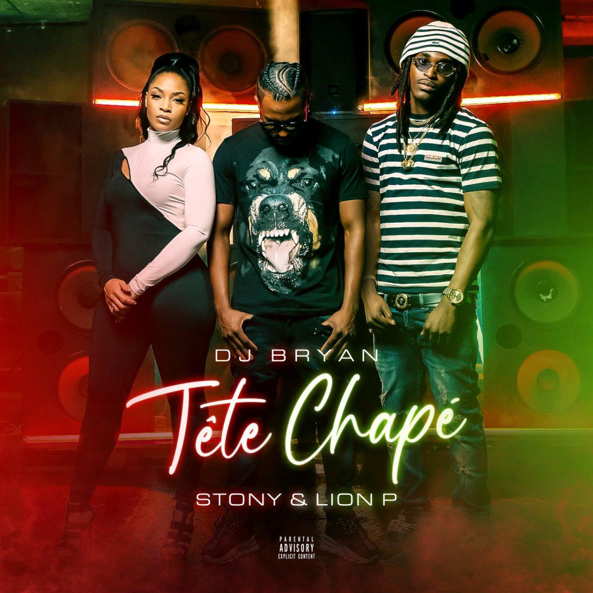 DJ Bryan - Tête Chapé (ft. Stony and Lion P) (Cover)