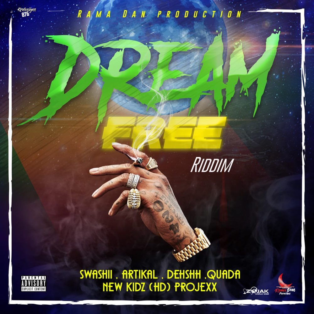 Dream Free Riddim (Cover)