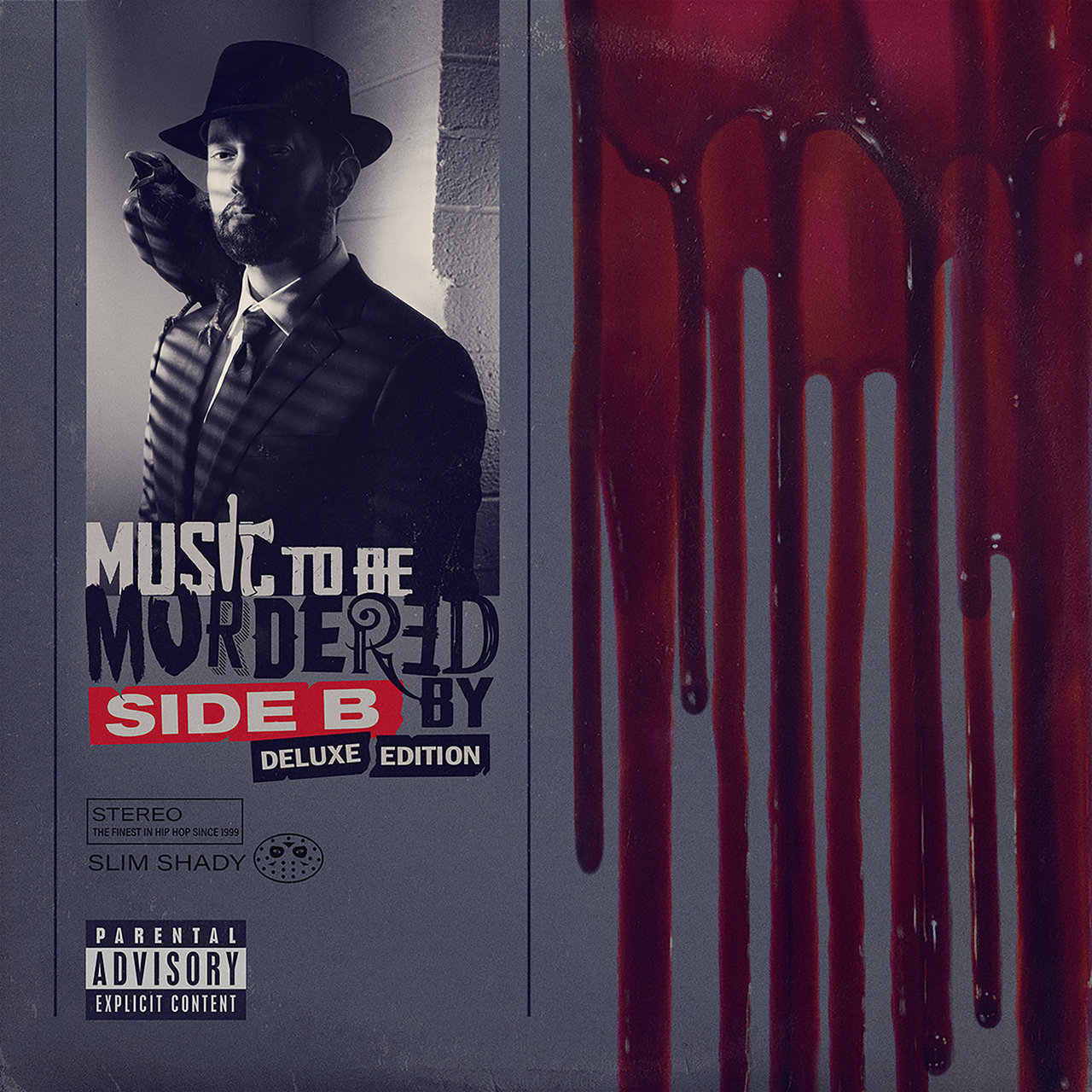 Eminem - Music To Be Murdered By - Side B (Deluxe Edition) (Cover)