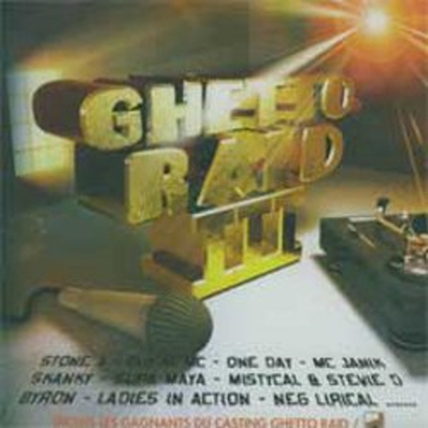 Ghetto Raid 3 (Cover)