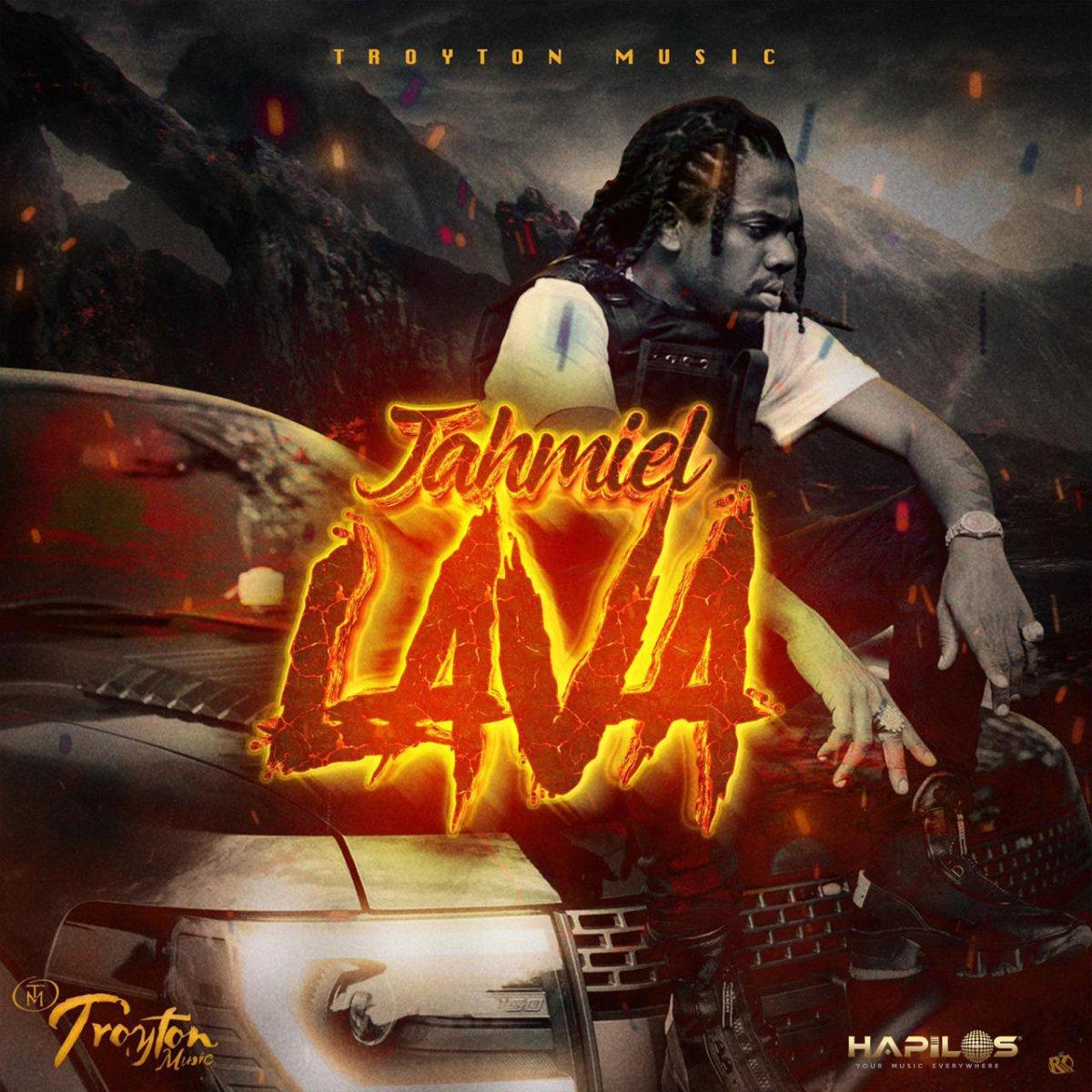 Jahmiel - Lava (Cover)