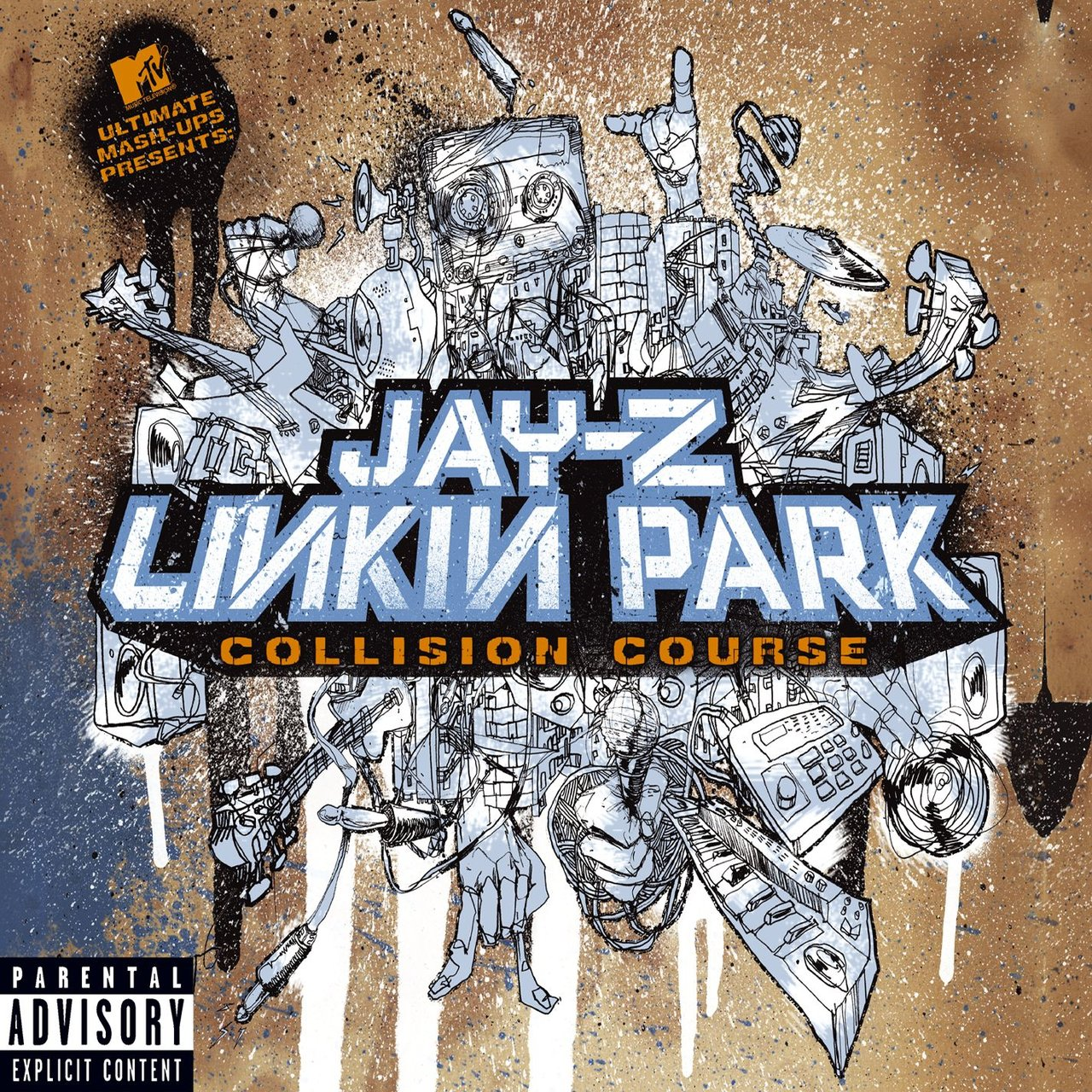 Jay-Z and Linkin Park - Collision Course (Cover)