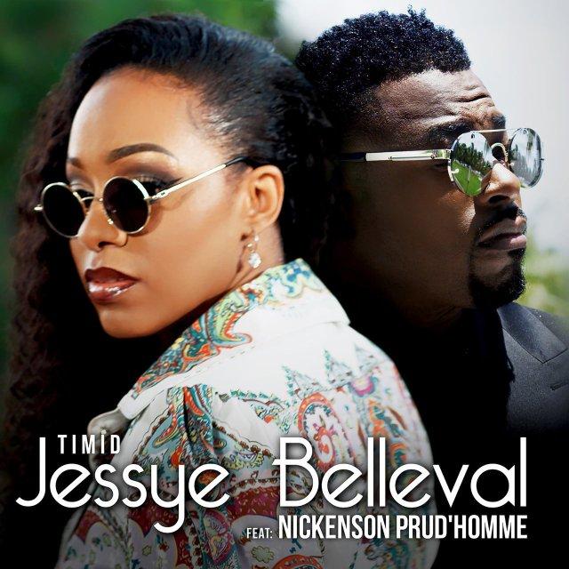 Jessye Belleval - Timid (ft. Nickenson Prud'homme) (Cover)