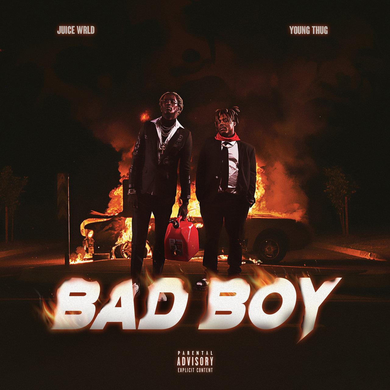 Juice Wrld - Bad Boy (ft. Young Thug) (Cover)