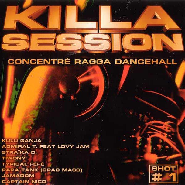 Killa Session (Cover)