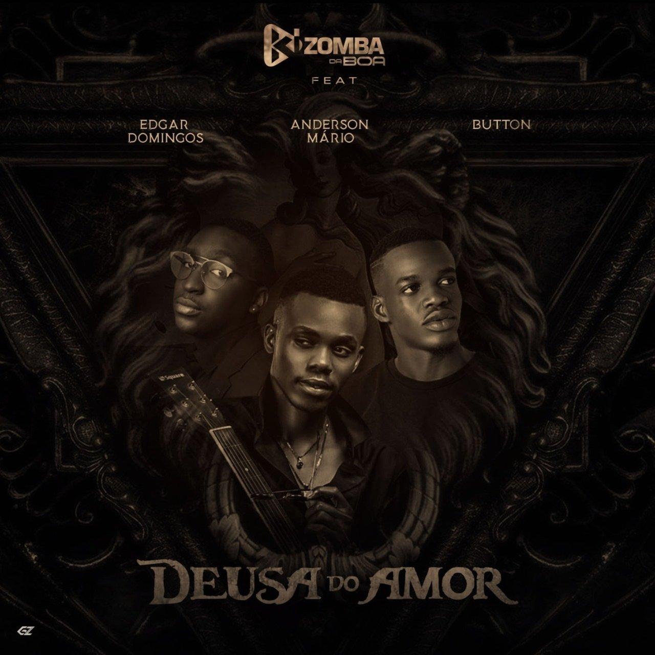 Kizomba Da Boa - Deusa Do Amor (ft. Edgar Domingos, Anderson Mário and Button) (Cover)