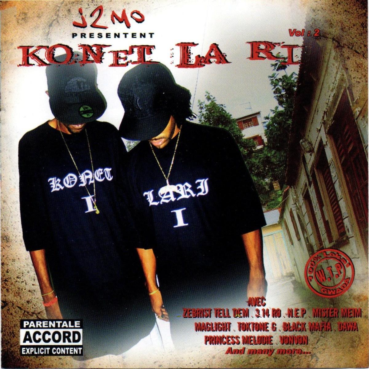 Konet La Ri 2 (Cover)