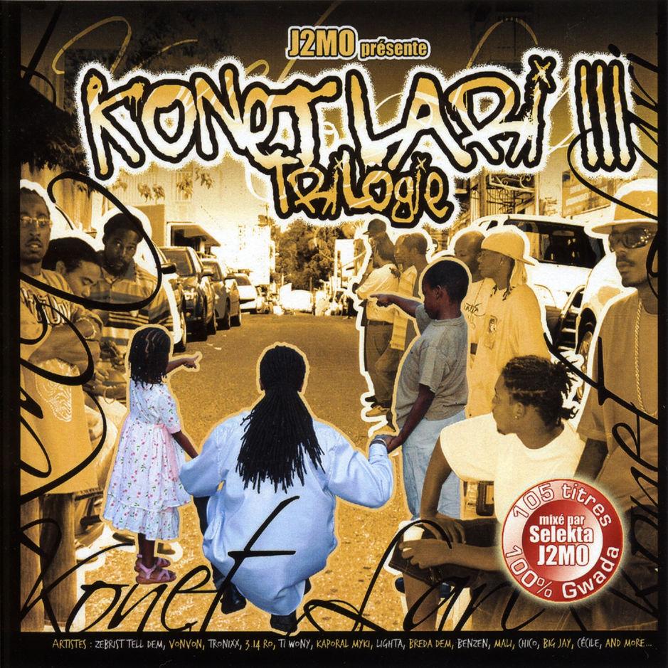 Konet La Ri 3 (Trilogie) (Maxi) (Cover)