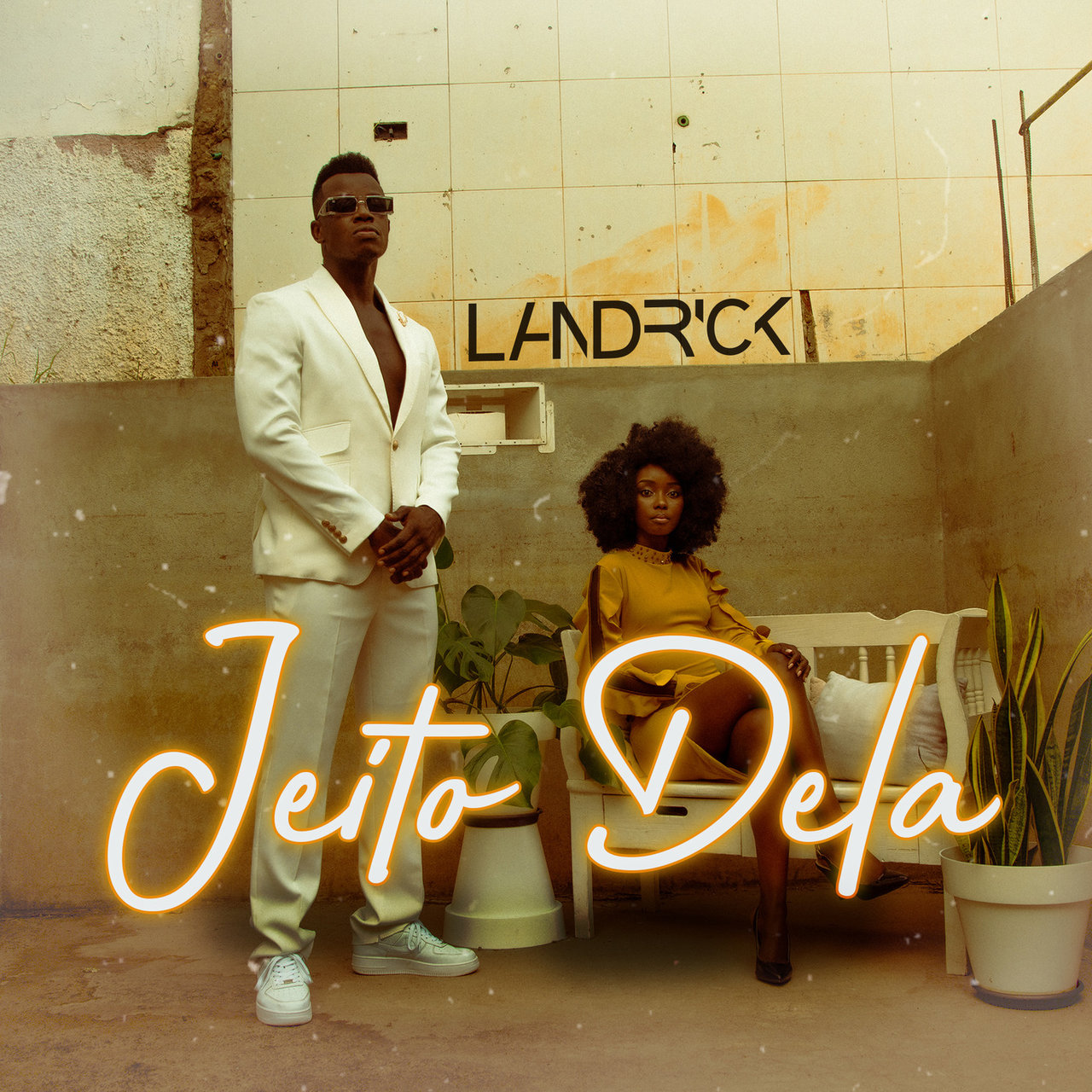 Landrick - Jeito Dela (Cover)
