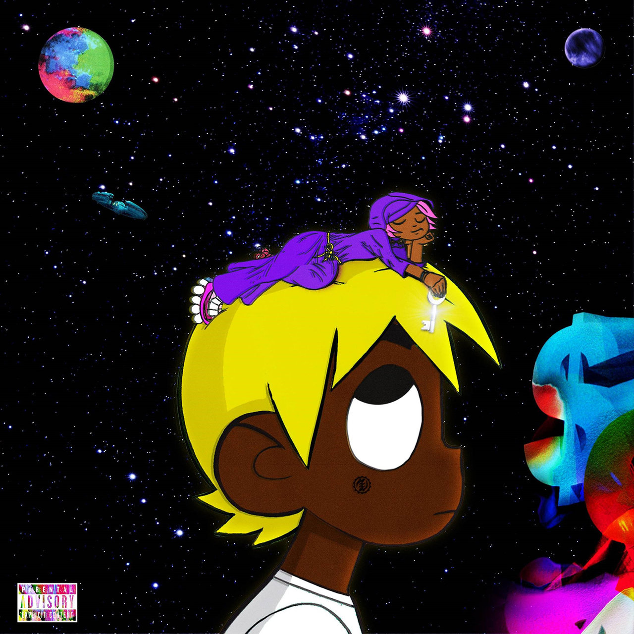 Lil Uzi Vert - Eternal Atake (Deluxe) - LUV Vs. The World 2 (Cover)