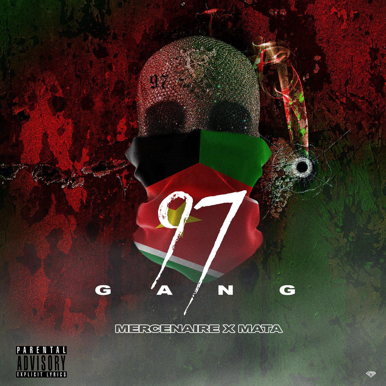 Mercenaire - 97Gang (ft. Mata) (Cover)