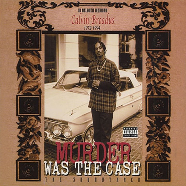 Murder Was The Case (Cover)
