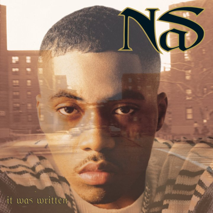 Nas - It Was Written (Cover)