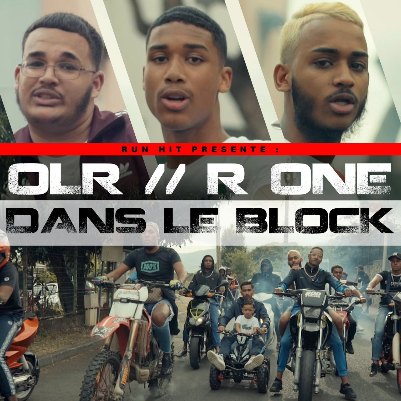 OLR and R One - Dans Le Block (Cover)