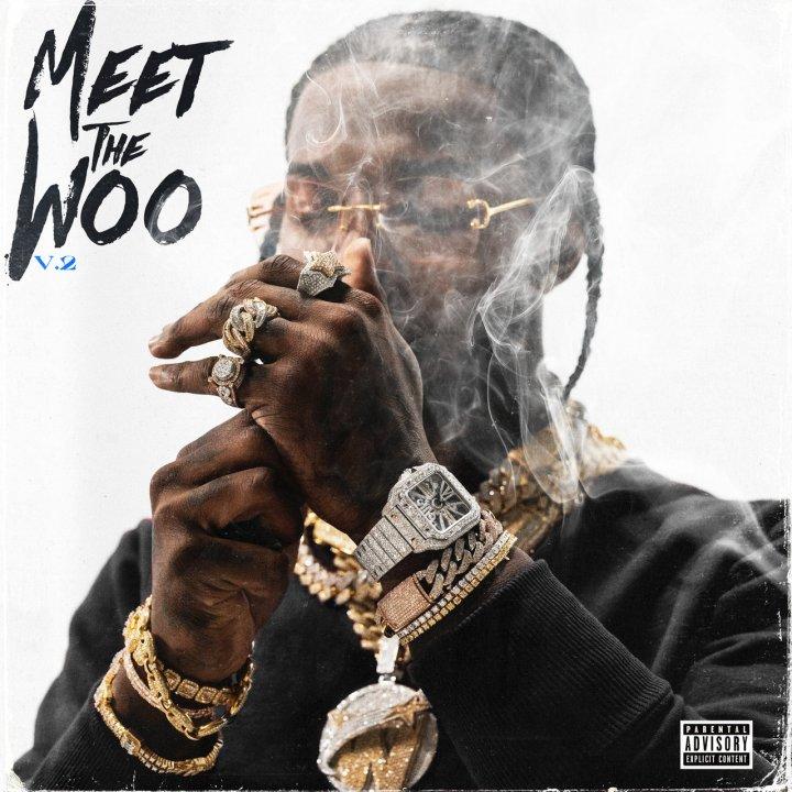 Pop Smoke - Meet The Woo 2 (Cover)